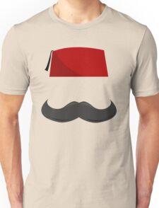 Man with a Fez Unisex T-Shirt