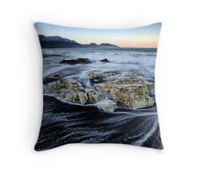 Lost Civilization Throw Pillow