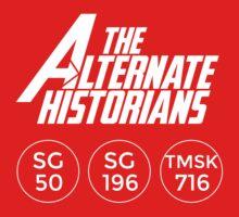 The Alternate Historians One Piece - Short Sleeve