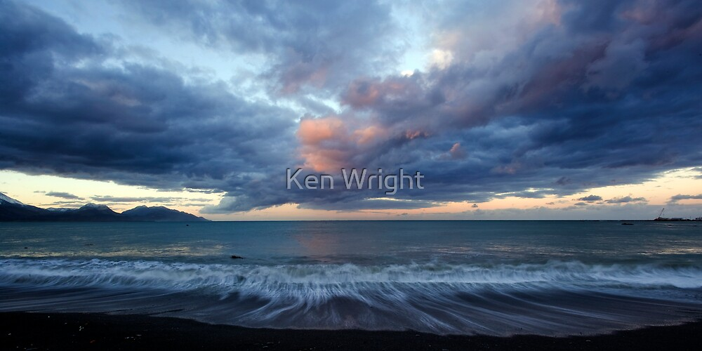 Dying Light by Ken Wright