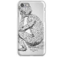 A VERY SAD BOY iPhone Case/Skin