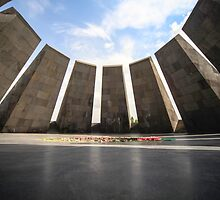 Museum and Memorial of the 1915 Armenian Genocide by PhotoStock-Isra