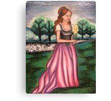 Her Path Canvas Print