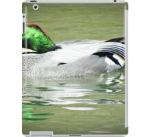An attractive visitor. iPad Case/Skin