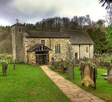 The Village Church by Trevor Kersley