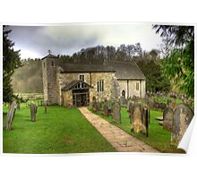 St Gregory's Minster - North Yorkshire Poster