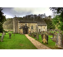 St Gregory's Minster - North Yorkshire Photographic Print