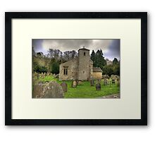 St Gregory's Minster #2 Framed Print