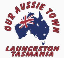 Launceston TAS by Scott Westlake