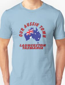 Launceston TAS Unisex T-Shirt