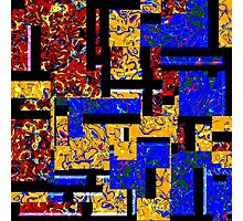 1521 Abstract Thought Photographic Print