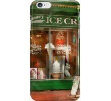 Store Front - Alexandria, VA - The Creamery iPhone Case/Skin