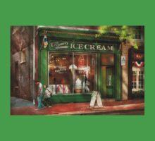 Store Front - Alexandria, VA - The Creamery Baby Tee