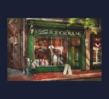 Store Front - Alexandria, VA - The Creamery Kids Tee