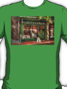 Store Front - Alexandria, VA - The Creamery T-Shirt