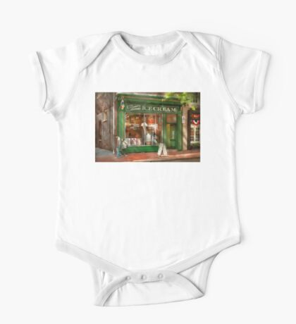 Store Front - Alexandria, VA - The Creamery One Piece - Short Sleeve