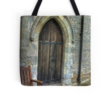 The Door - St Gregory's Minster Tote Bag