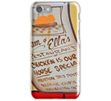 Get Your Free Coupon iPhone Case/Skin