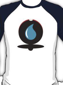 Pokeball - Water T-Shirt
