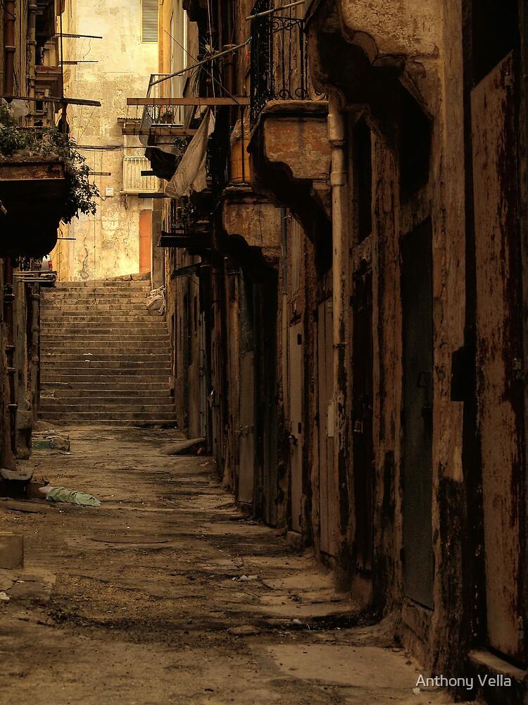 Georgian Valletta by Anthony Vella