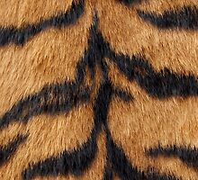 Tiger skin by AbiliTee