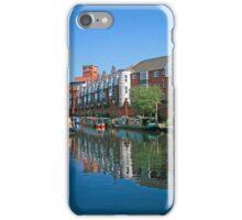 Birmingham canal iPhone Case/Skin