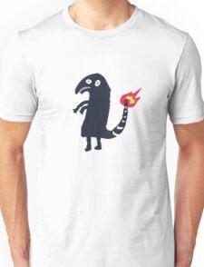 Drunk Charmander tattoo Unisex T-Shirt