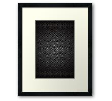 Scales of Heirs Framed Print