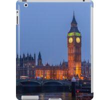 London at Twilight iPad Case/Skin