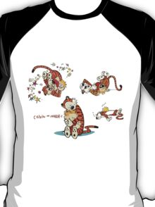Calvin and Hobbes all moment T-Shirt