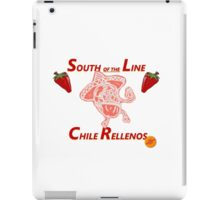 South of the Line iPad Case/Skin