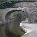 Llangollen Canal by karenkirkham