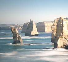 12 Apostles by Darren Greenwell