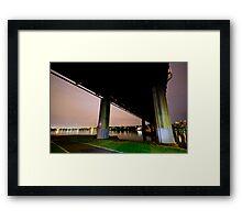 Iron Cove Framed Print