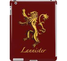 Lannister iPad Case/Skin