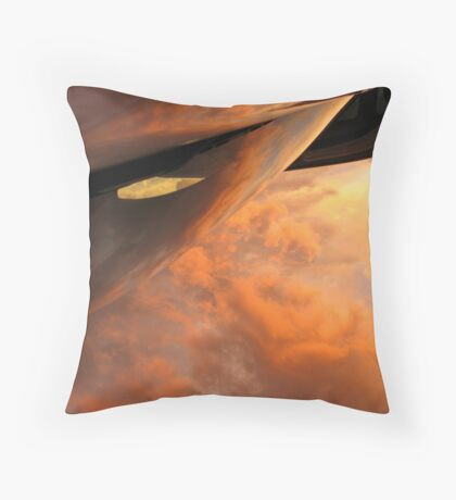 Top Secret Mission Throw Pillow