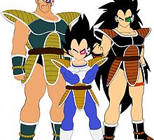 Last of the Saiyans by BlindGuard