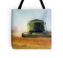 Reaping Gold Tote Bag