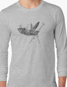 Pressed Animals Long Sleeve T-Shirt