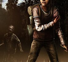 Clementine- The Walking Dead Game by BAMItsAbbie