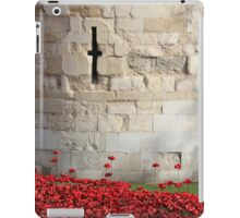 Blood swept Lands and Seas of red #4 iPad Case/Skin