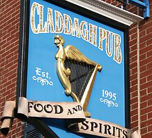 Nice Irish Canton pub, Claddagh Pub by tom fijalkovic
