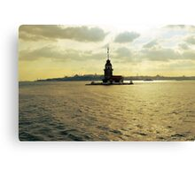 Fascinating Istanbul Canvas Print