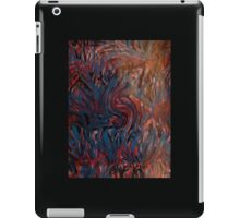 Grass of another world iPad Case/Skin