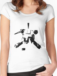 MGS Rex Women's Fitted Scoop T-Shirt