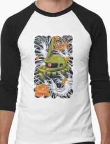 Zaku  Men's Baseball ¾ T-Shirt