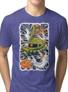 Zaku  Tri-blend T-Shirt