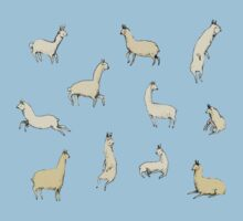 Llamas Kids Clothes