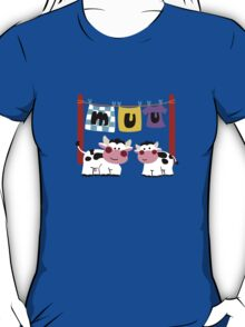 Two Cows T-Shirt