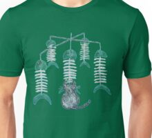Fish Bone Chimes Unisex T-Shirt